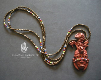 MADE TO ORDER - Oya Necklace