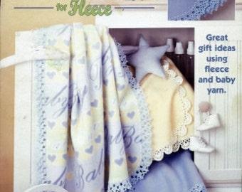 Baby Choices Crochet Edgings for Fleece PDF