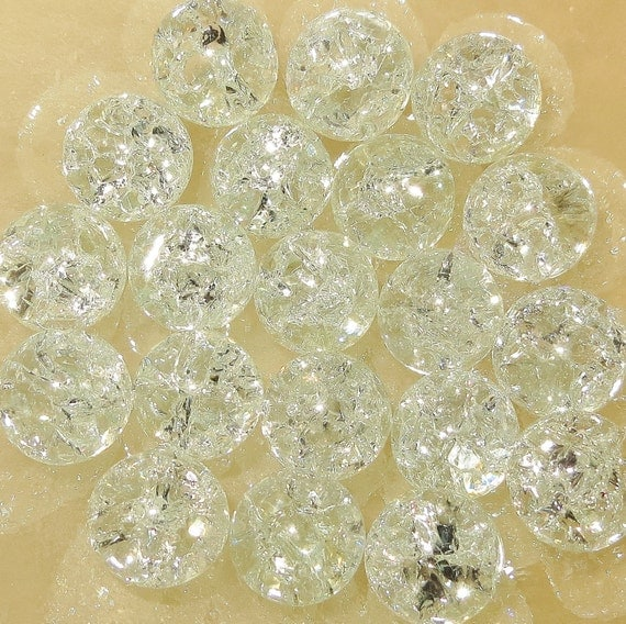 Mm Clear Glass Marbles