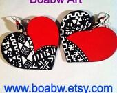 Mudcloth Fiyah Earrings