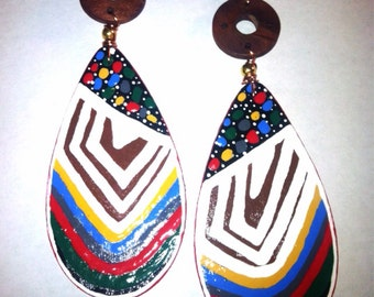 Festive Coco Earrings
