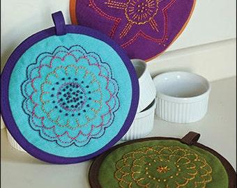 microwave bowl holder pdf sewing epattern keep hands cool. Black Bedroom Furniture Sets. Home Design Ideas