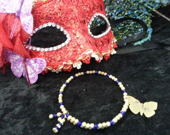 Butterfly Kiss Anklet
