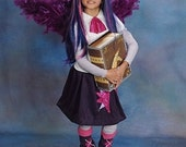 Twilight Sparkle from my little pony Equestria girls.