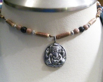 Lord Ganesha: This God of knowledge Unique Focal Beads
