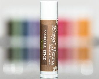 Vanilla Spice All Natural Lip Balm