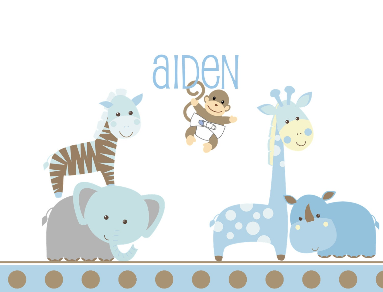 baby shower thank you notes set baby animal baby boy note cards baby
