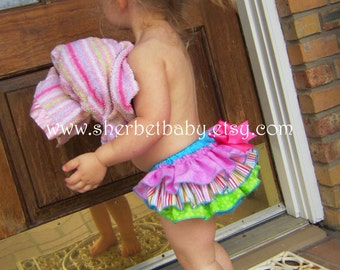 Sassy Pants Ruffle Diaper Cover Panty    Candy Shop