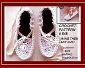 CROCHET PATTERN,  # 548,