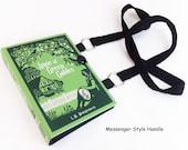 Anne of Green Gables Book Purse - Anne Of Green Gables Book Clutch - Student Reward Gift - Book Cover Handbag