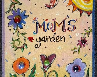 Mother's Day Garden Stone, Mom