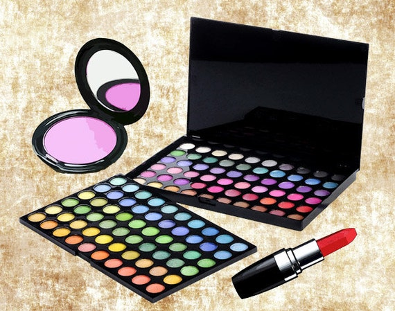 Compact Makeup Clip Art