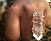Unisex Quartz with Copper...