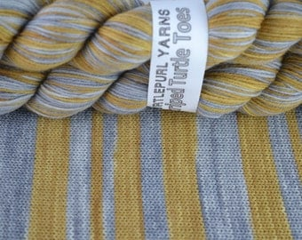 In My Element - Self-Striping Sock Yarn