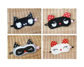 FREE SHIPPING! Choose One Sleeping Mask of Your Choice