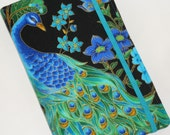 Nook Glowlight Plus Cover, Kindle Paperwhite Cover, Peacock Burgandy Tablet Cover, all sizes