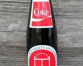 UNIV of GEORGIA Bicentennial 1785 to 1985 Vintage Coke Bottle