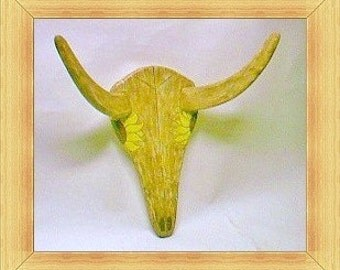 The Skull, Cowboy hat rack