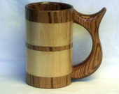 Shiney Oak Tankard