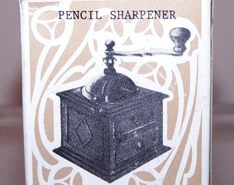 Vintage Pencil Sharpener Small World Arts & Crafts Hobby Miniatures