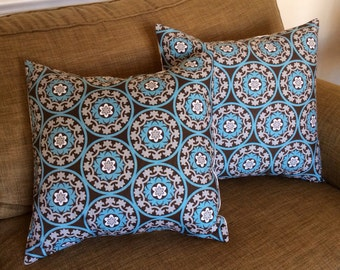 Pillow Covers -- 18 Inch Set of Two