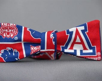 Arizona Wildcats  Bow Tie