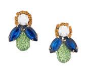 SALE- Honey Bee Earrings- Pomona