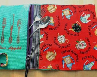 Popular items for napperon on etsy - Napperon de cuisine ...