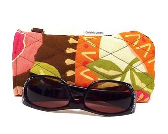 SALE Sunglass or Eyeglass case NATURE