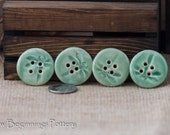 Handmade Dragonfly Buttons
