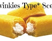 SPONGE CAKE With Cream Filling TyPE* ScENTED Soy Wax Melts Tarts - Famous Bakery Dessert Kids Snack Treat - Highly Scented - Handmade In USA