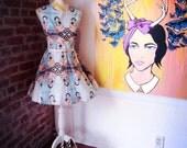 Custom California Dreaming Dress