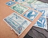 Coast to Coast .. PREMIUM .. UNused Vintage Postage Stamps  .. post 10 letters