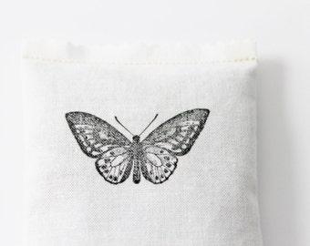 Butterfly No. 1 Lavender Sachet, Elegant Decor, Natural Home Fragrance, Mothers Day Gift
