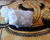 Metaphysical  Zeolite Crystal Meditation, Reserved for Victor