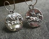 Pegasus Jewelry Silver Earrings