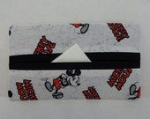 Mickey Mouse Tissue Cozy/Gift Card Holder/Party Favor/Wedding Favor