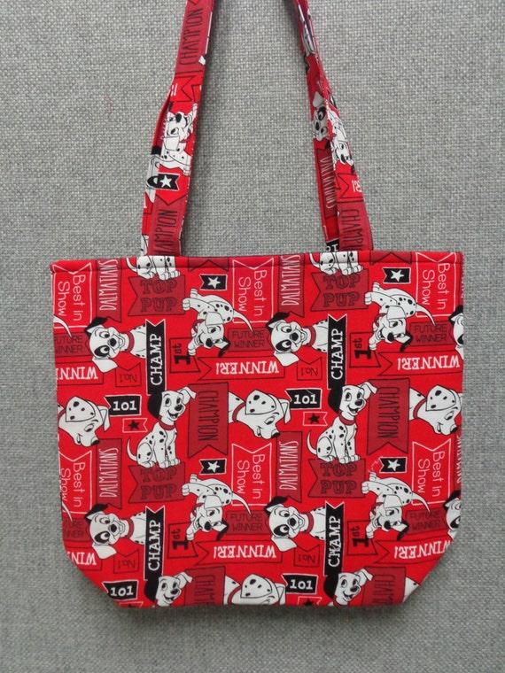 preschool book bags 101 dalmations tote bag book bag preschool tote 258