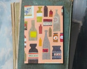 Crocks and Jars // Single Card // Fawnsberg Stationery