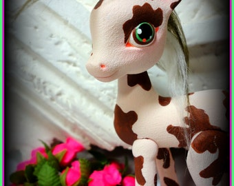 Canter Colts Couture BJD Pony art doll Custom Order