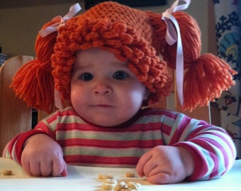 Cabbage Patch Wigs of the Finest Quality