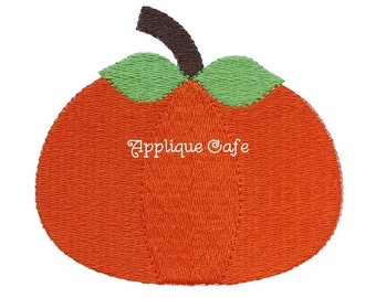501 Mini Embroidery Pumpkin Machine Embroidery Applique Design
