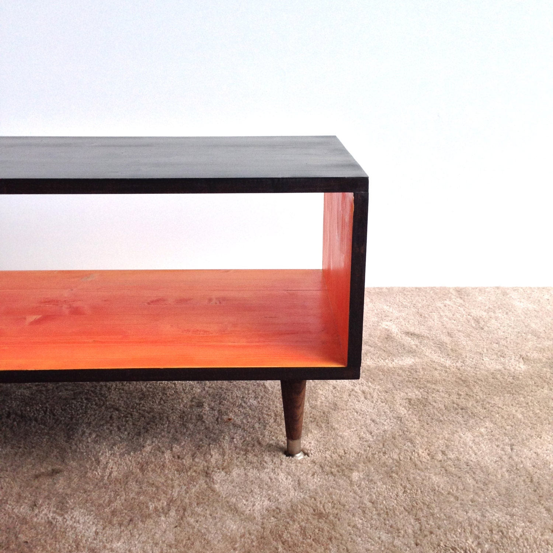 Handmade Mid Century Coffee Table: Coffee Table Handmade Mid Century Modern By TinyLionsDesigns
