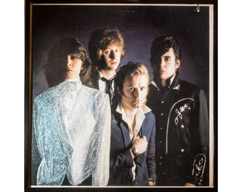 Glittered Vintage Pretenders II Album cover art
