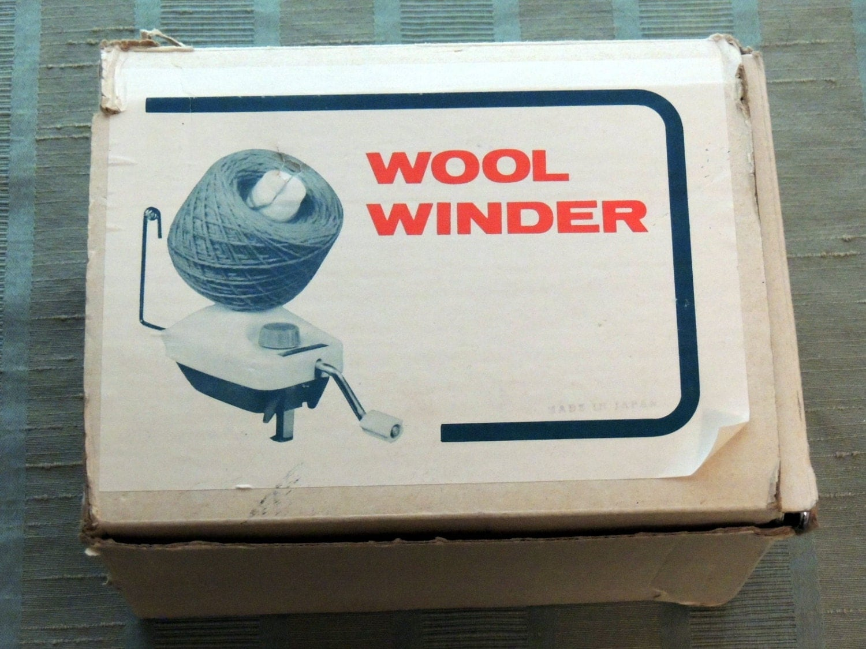 royal yarn winder instructions