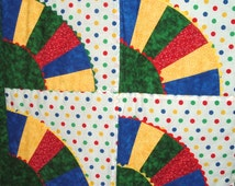 Unique Rick Rack Quilt Related Items Etsy