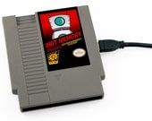 Custom Label NES Hard Drive - Your Custom Label! Any image, any game! USB 3.0