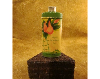 Vintage April Showers Talc 1oz container – by Cheramy