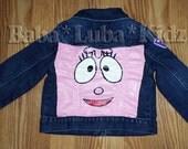 Boutique custom jacket 12 18 24 2 3 4 5 6 7 8 9 10 11 12 14
