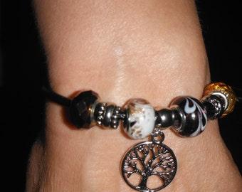 Gorgeous Handmade Tree of Life Bracelet -- 20-25% off Jewelry SALE